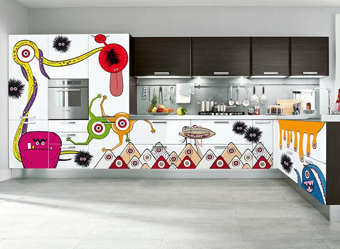 personalizzazione cucina